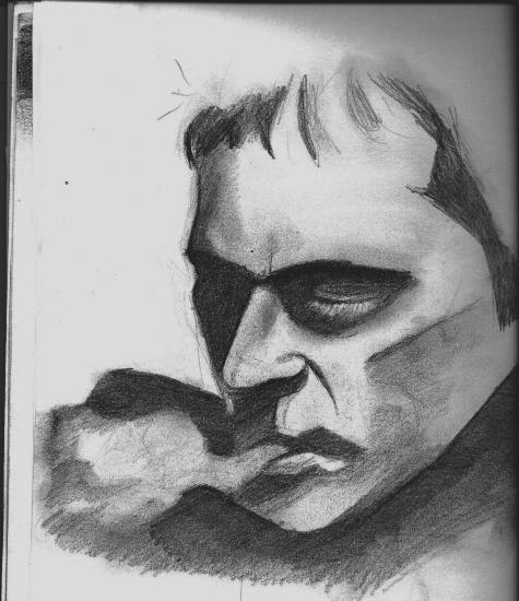 Joaquin Phoenix by sofia